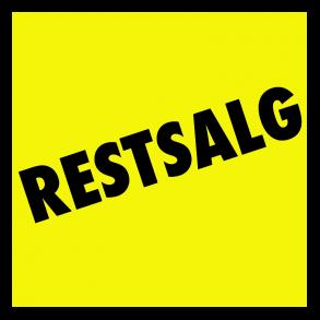 Rest salg